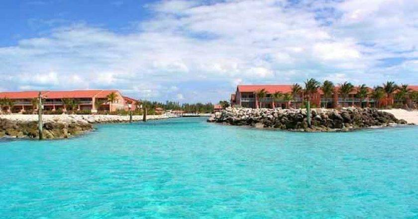 Bimini Bahamas marina and resort