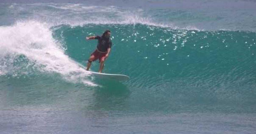 Bahamas surfing forecast