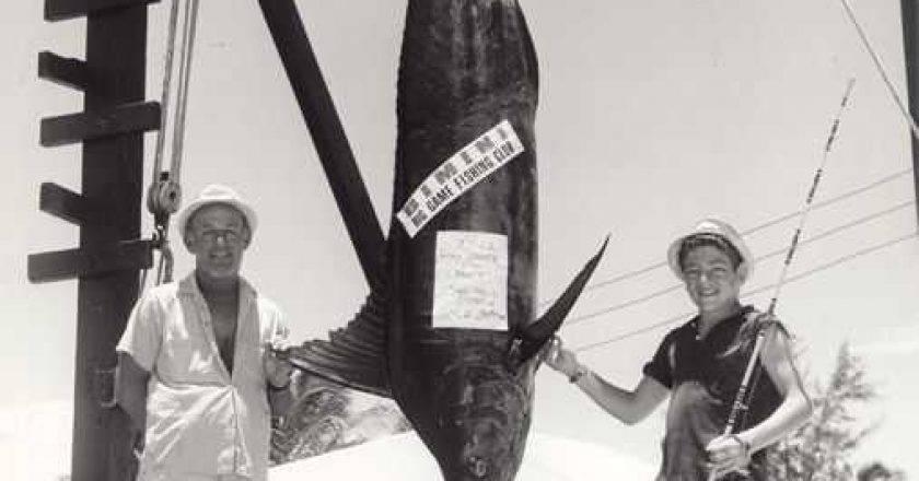 Offshore Bahamas marlin fishing in Bimini
