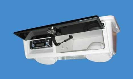 Ssi Low Profile Overhead Electronic Boxes Coastal Angler