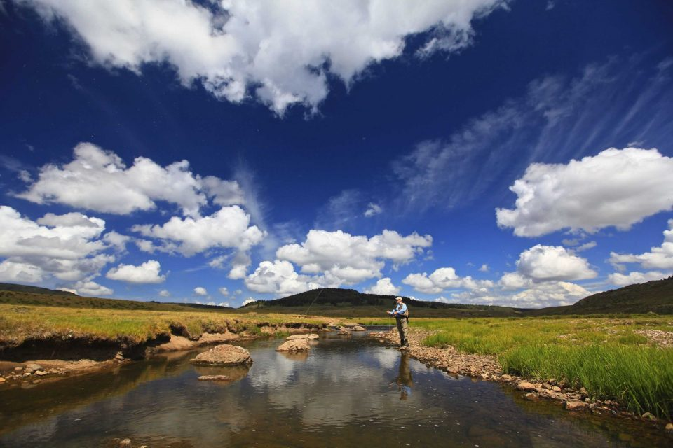 Fishing The Brazos River And Mountain Lakes Of Chama
