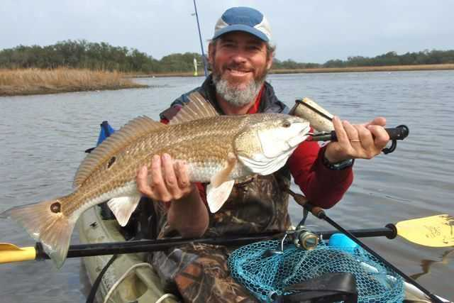 redfish-kayak