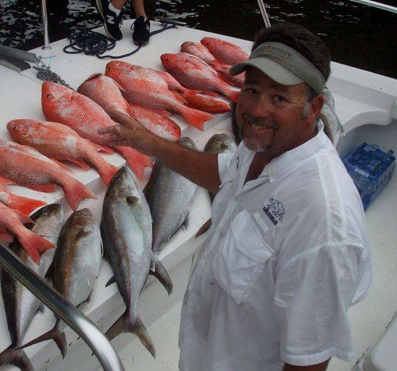 Mississippi offshore fishing forecast july 2013 coastal for Bob fish west bend