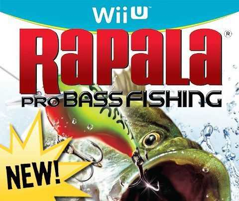 Rapala pro bass fishing wii u review coastal angler for Wii u fishing game