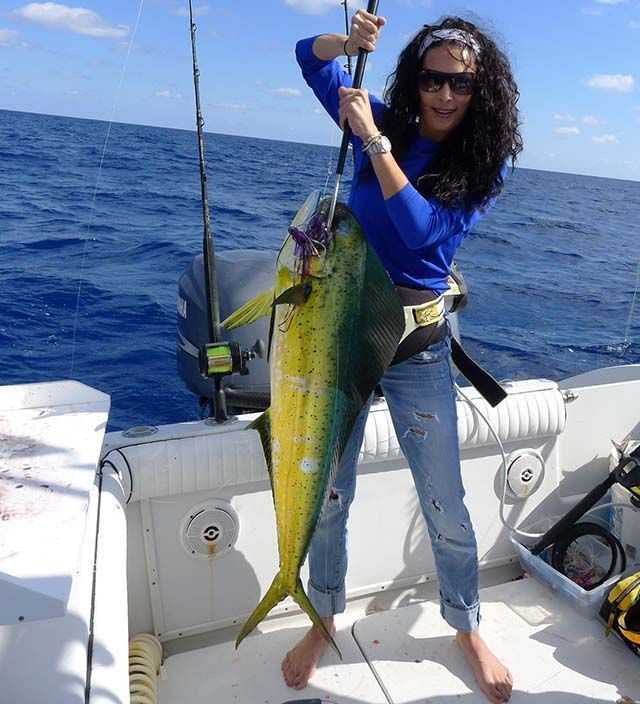 Abaco bahamas offshore fishing report forecast for march for Southwest michigan fishing report