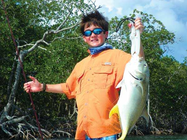 clayton-with-a-jack-crevalle