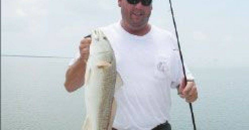 Alabama gulf coast edition archives page 9 of 10 for Dauphin island fishing report