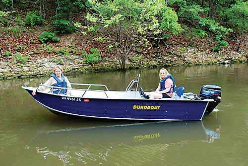 Duroboat Review | Coastal Angler & The Angler Magazine