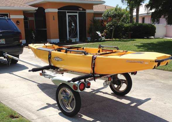 Take Me To The Water Safely Transporting Kayaks Coastal