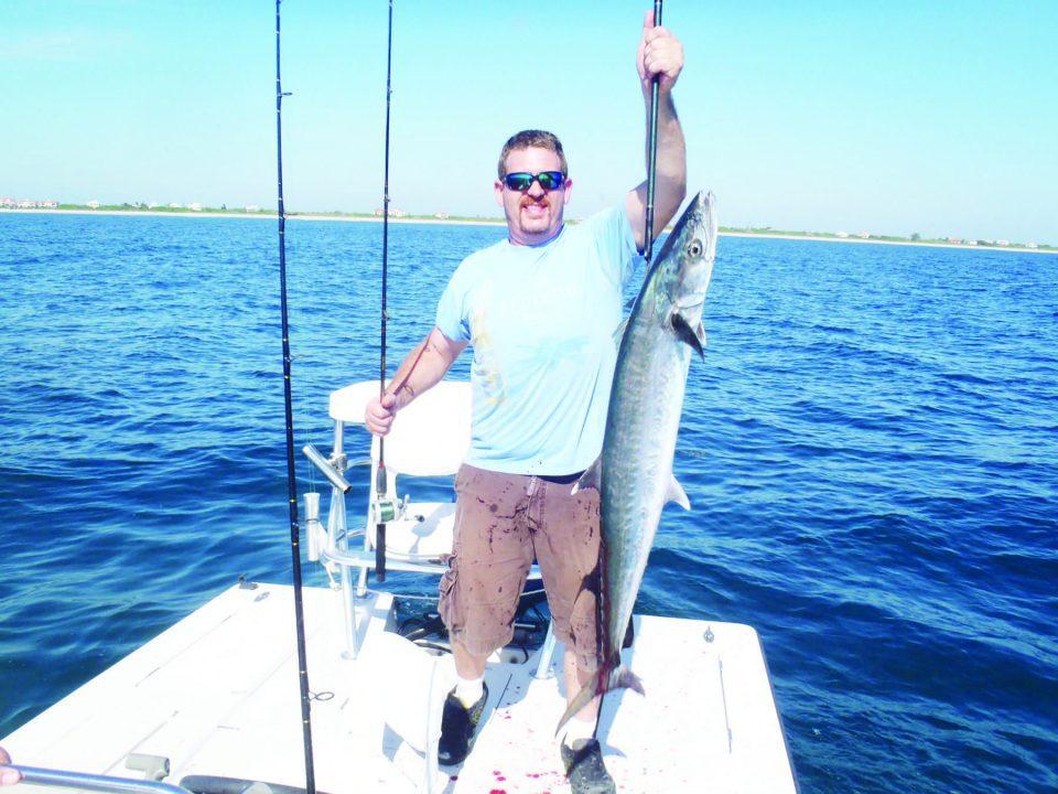 Sebastian inshore fishing forecast july 2013 coastal for Long island surf fishing report