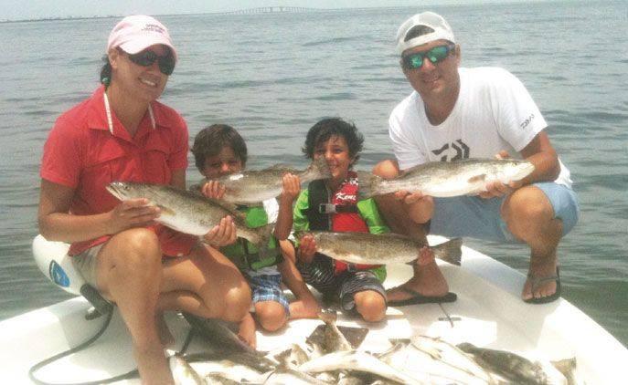 Dauphin island fishing report coastal angler the for Dauphin island fishing report