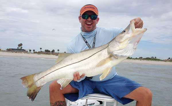 Snook time in florida coastal angler the angler magazine for Snook fishing florida