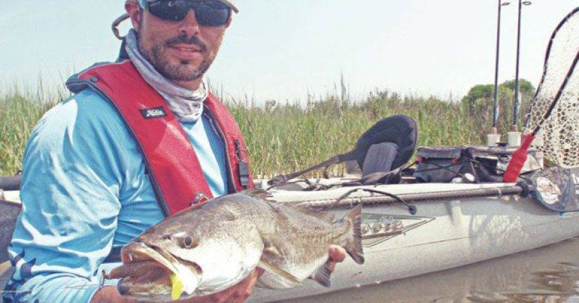 Kayak reports forecast archives coastal angler the for Alabama fishing report