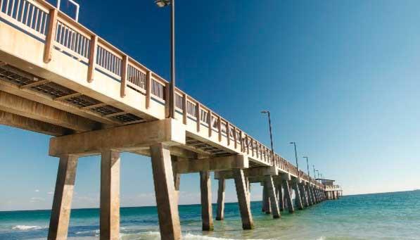 Ms Gulf Coast Shore Pier Fishing Report Coastal Angler