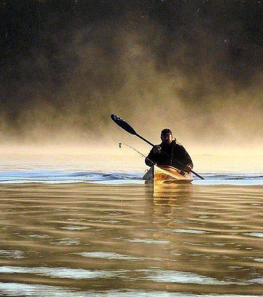 Why Kayak Fishing?