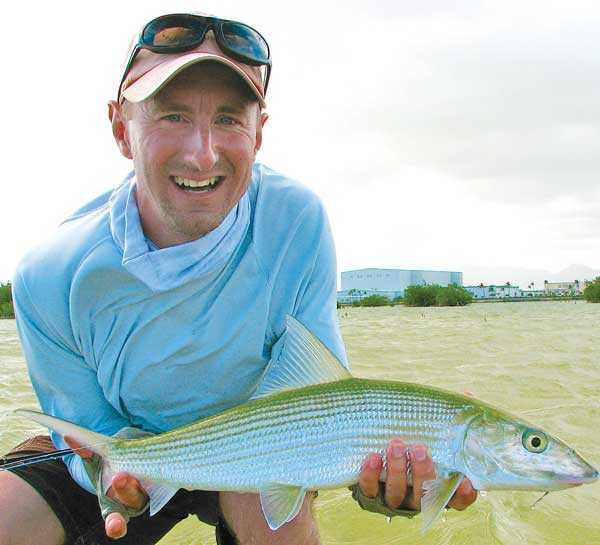 Preparation the key to a successful first saltwater fly for Saltwater fly fishing magazine
