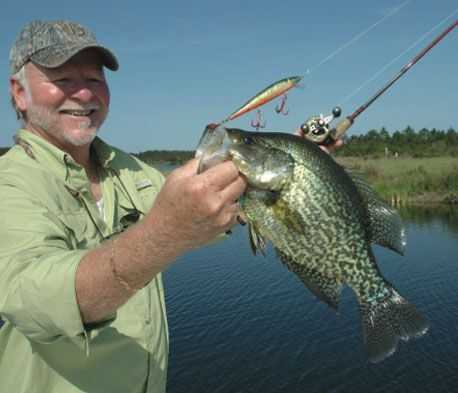 winter bass crappie fishing in florida coastal angler