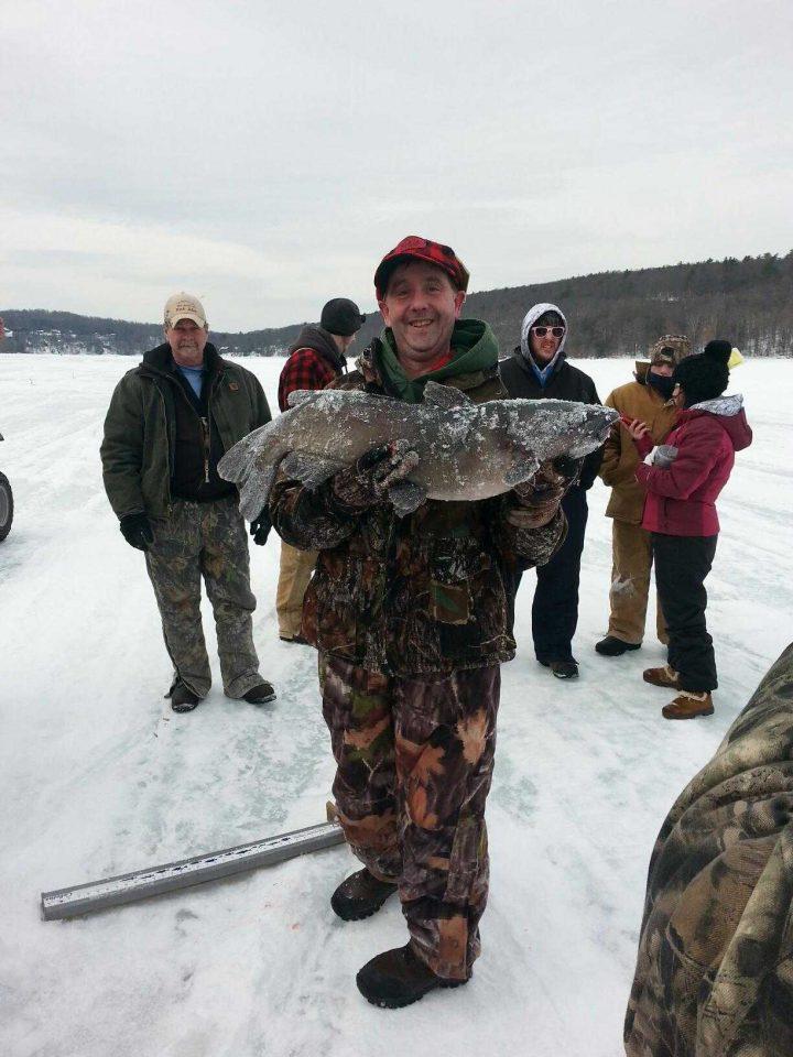 The winning catfish coastal angler the angler magazine for Lake wallenpaupack fishing