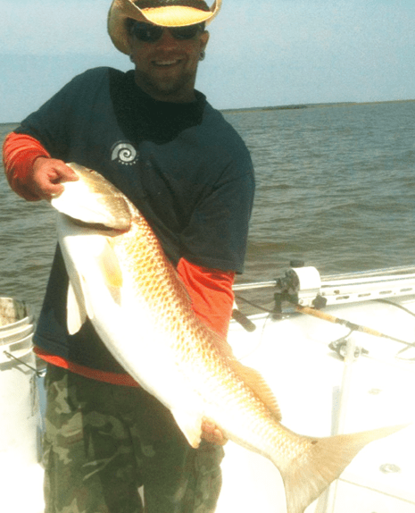 Dauphin island fishing report april 2014 coastal angler for Dauphin island fishing report