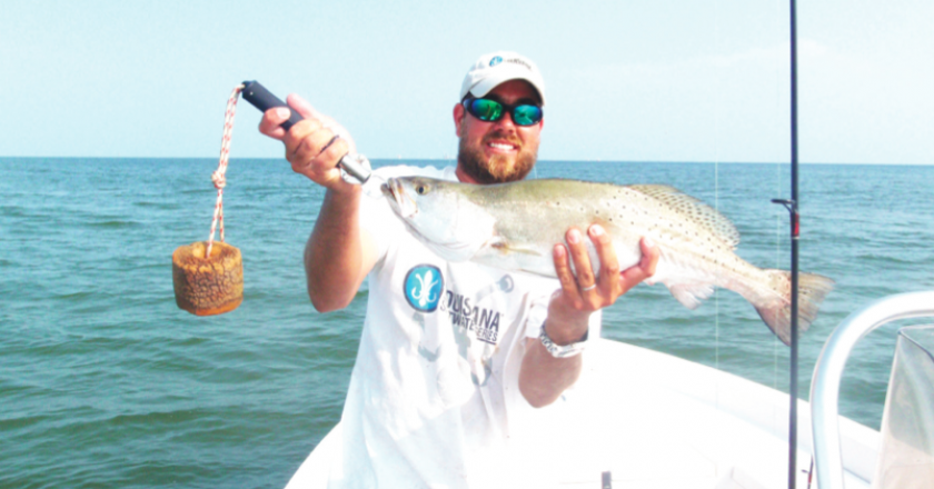 Mobile bay fishing reports forecast archives coastal for Alabama fishing report