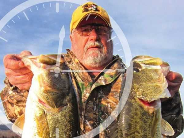 the myth of best fishing times coastal angler the ForBest Time For Bass Fishing