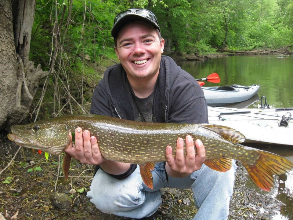 My biggest northern pike coastal angler the angler for Fishing for northern pike