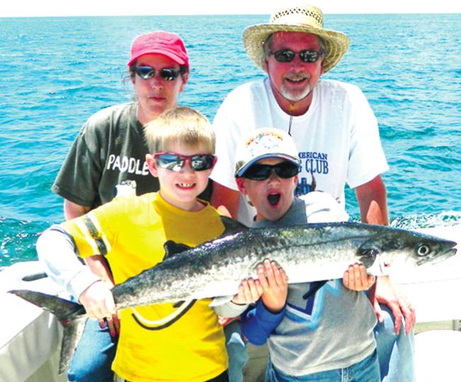 Mobile bay fishing report july 2014 coastal angler for Mobile bay fishing report