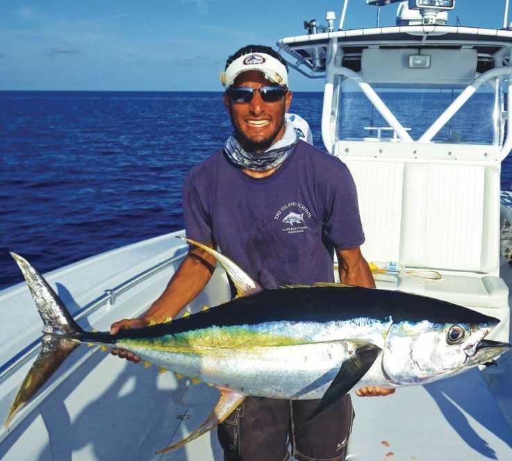 Bahamas fishing round up july 2014 coastal angler for Fishing in the bahamas