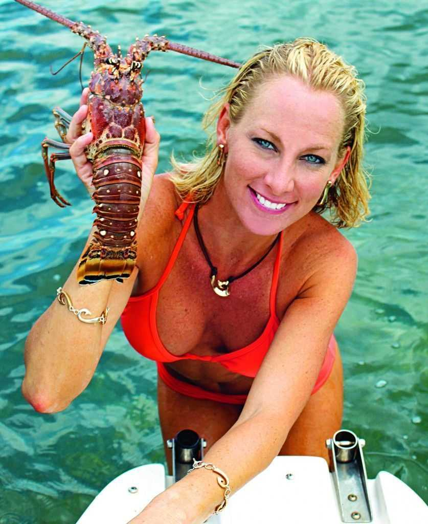 Remember to have fun and be safe during Spiny tail lobster season!