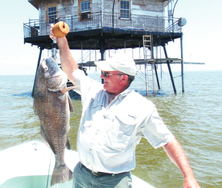 Mobile bay fishing report august 2014 coastal angler for Mobile bay fishing report