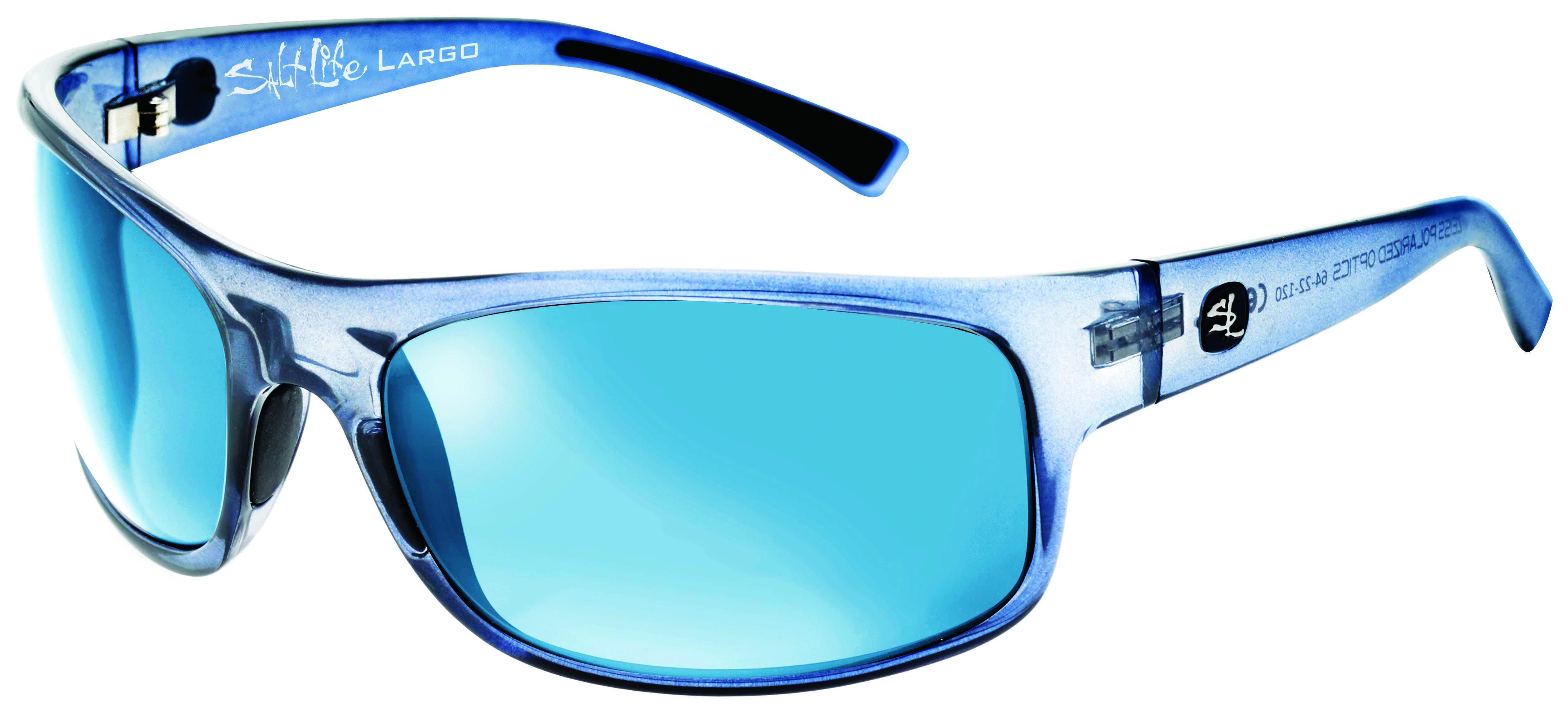 Custom Made Eyeglass Frames New York : Salt Life Sport Optics Coastal Angler & The Angler Magazine