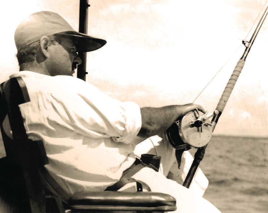 ernest hemingway fly fishing - photo #16