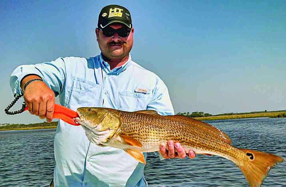 Florida S Big Bend Redfish Coastal Angler The Angler
