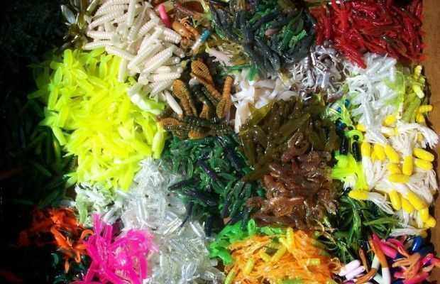 Plastic Baits