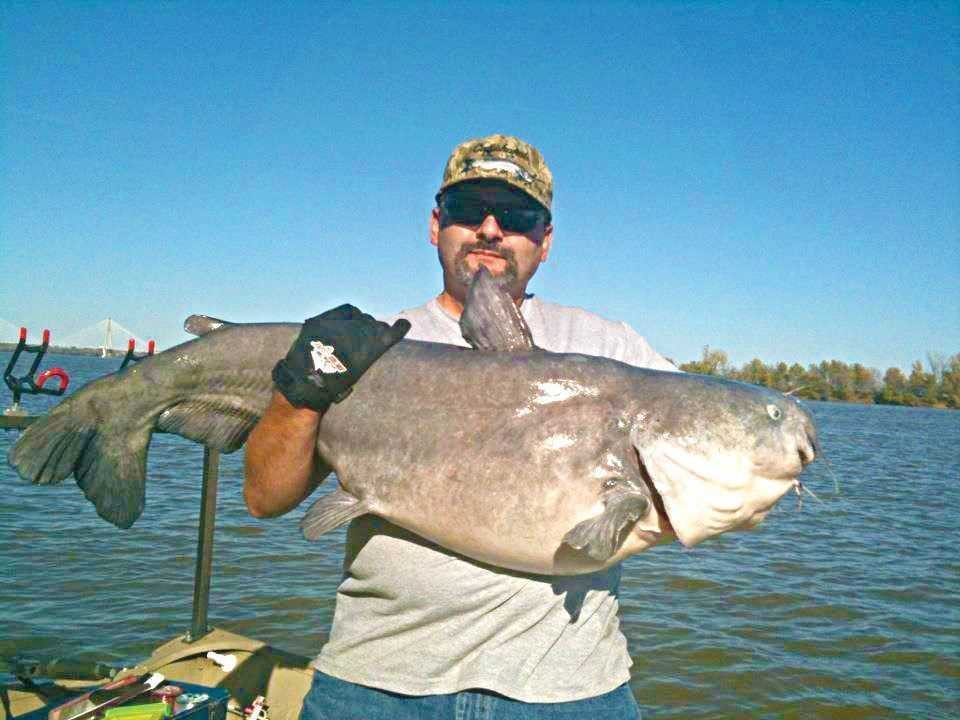 The underrated sport of trophy catfish tournaments for Tournament fish weighing scales