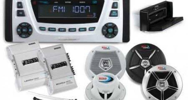 Boss Audio Marine Products