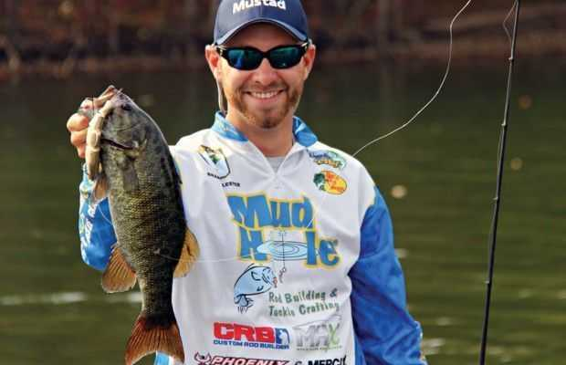 Brandon Lester swimbait