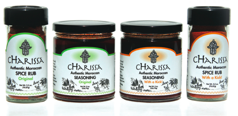 cHarissa spice makes everything taste great but works especially well with fish and game.