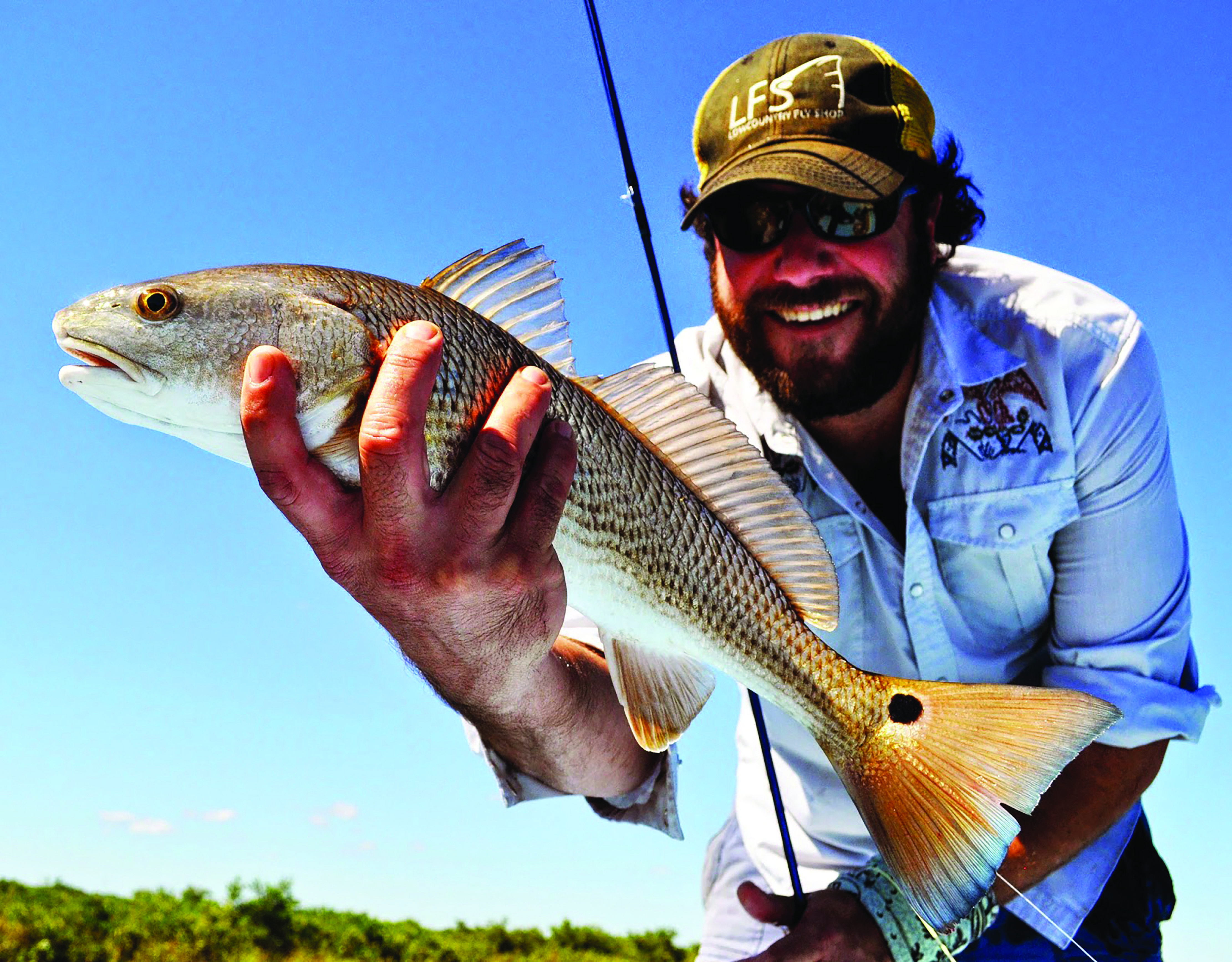 Fly fishing opportunities in south carolina coastal for Fly fishing south carolina