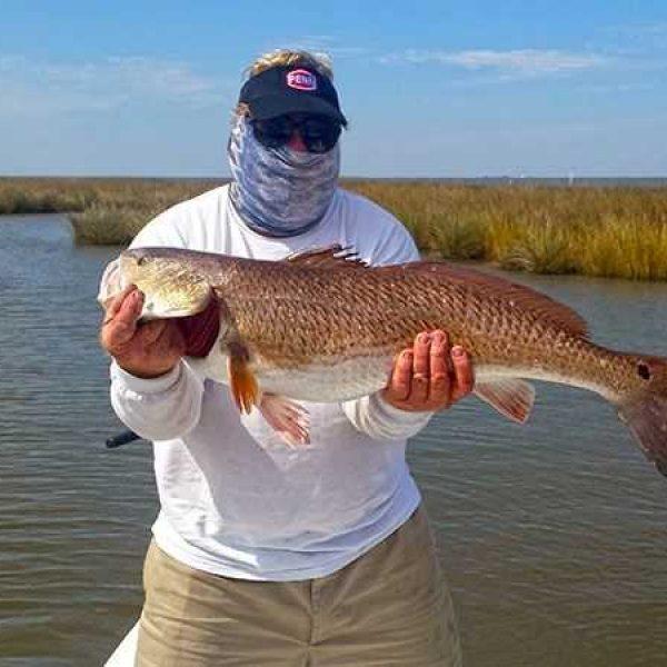 39-inch redfish