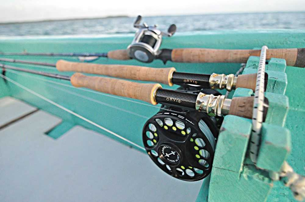 Choosing the right saltwater outfit coastal angler the for Eastern fly fishing magazine