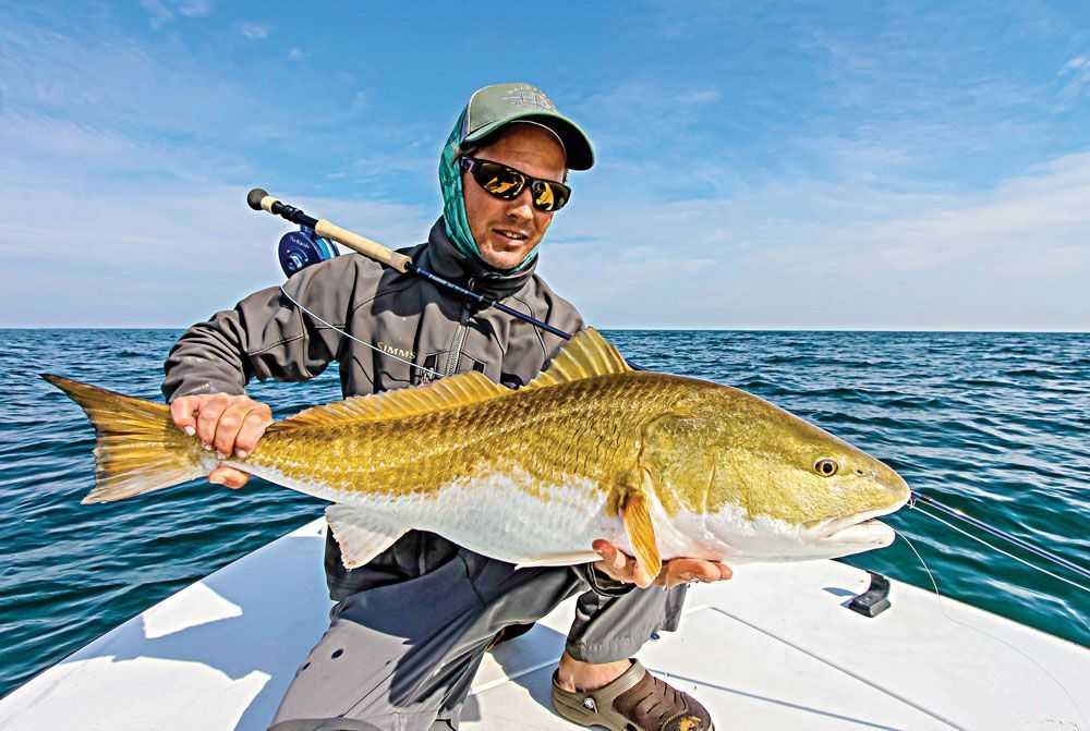 Sight fishing south carolina redfish coastal angler for South carolina saltwater fishing regulations