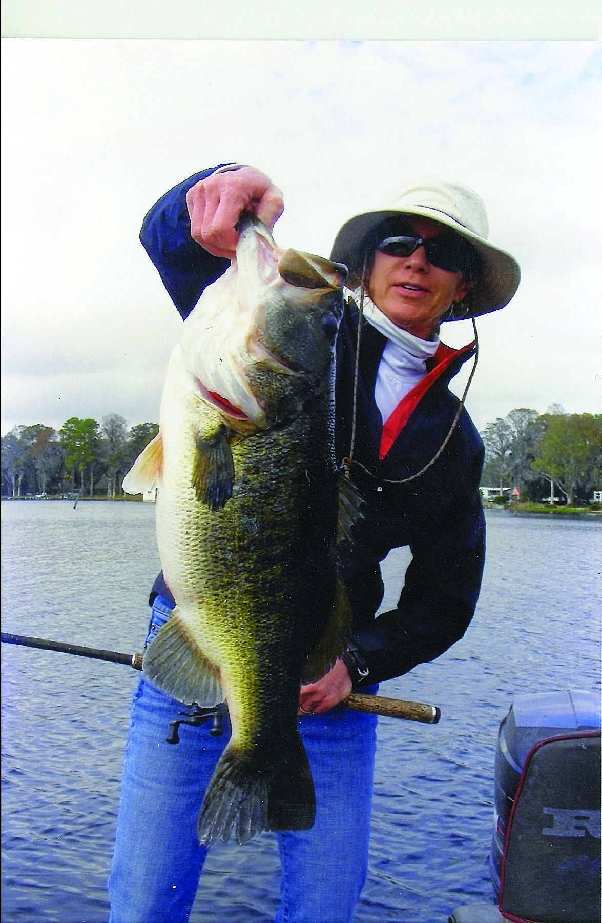Follow the bedding bass north coastal angler the for Bed fishing for bass