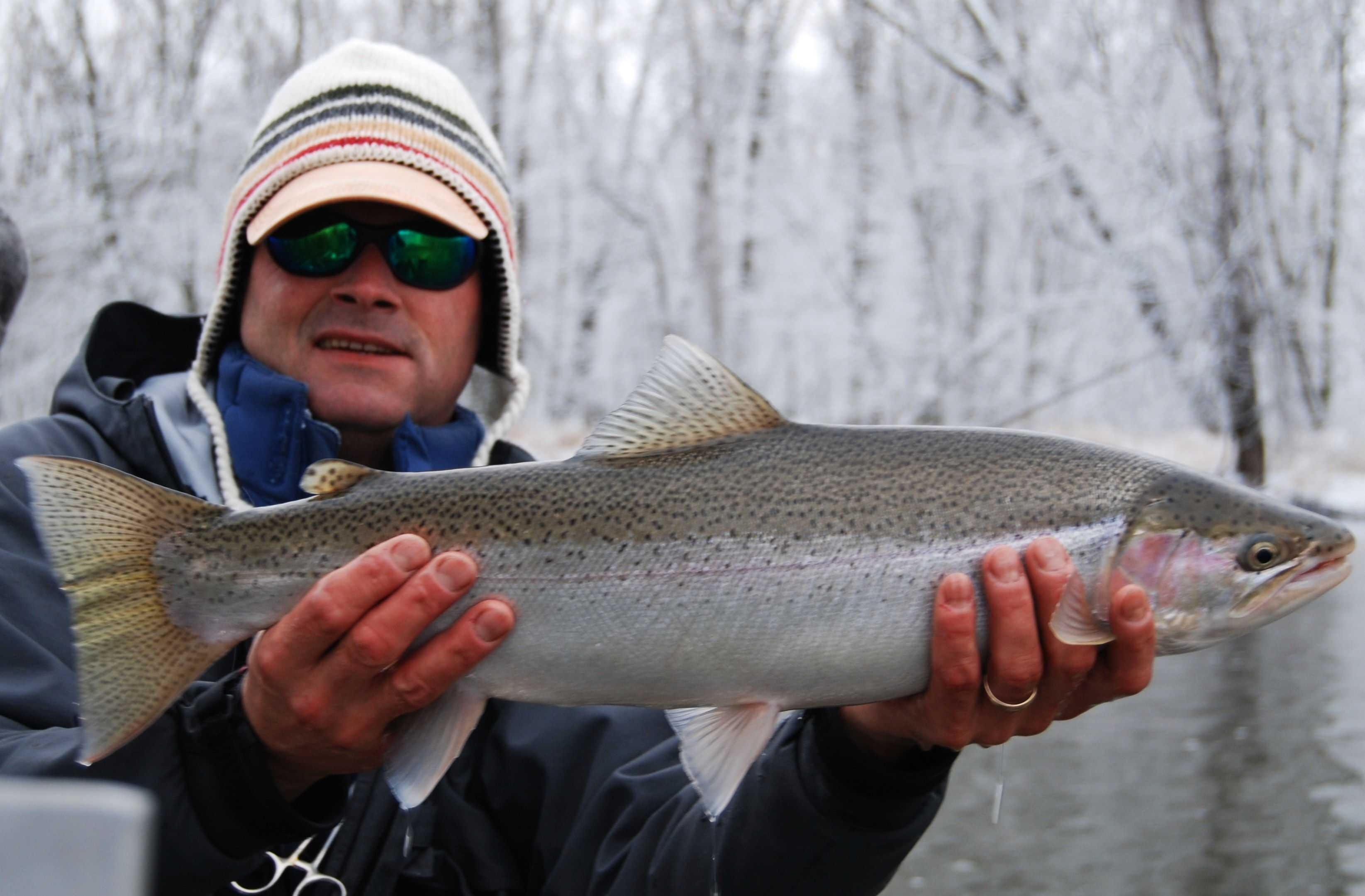 Muskegon River Fishing Report: March 2015 | Coastal Angler