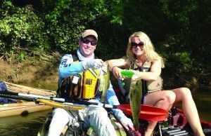 Co Angler Fishing
