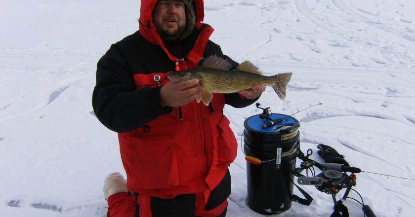 West michigan ice fishing archives page 2 of 2 coastal for West michigan fishing report