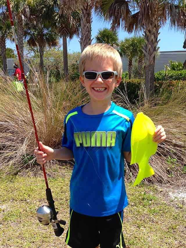 Florida oceanographic to host free youth fishing clinic for Florida game and fish