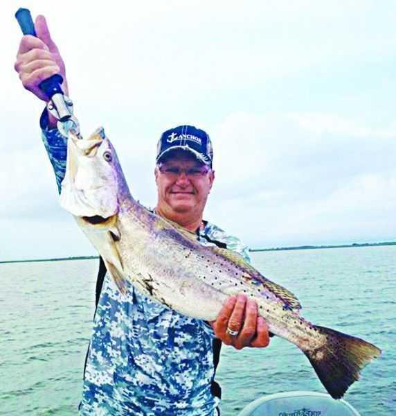 Fishing new areas coastal angler the angler magazine for Calcasieu lake fishing report