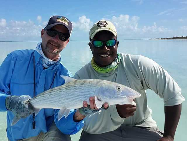 Capt. Randy Thompson, from a long line of fisherman, is a La-Tow at heart. PHOTO SUPPLIED BY Reuben Lorenzo Rahming.