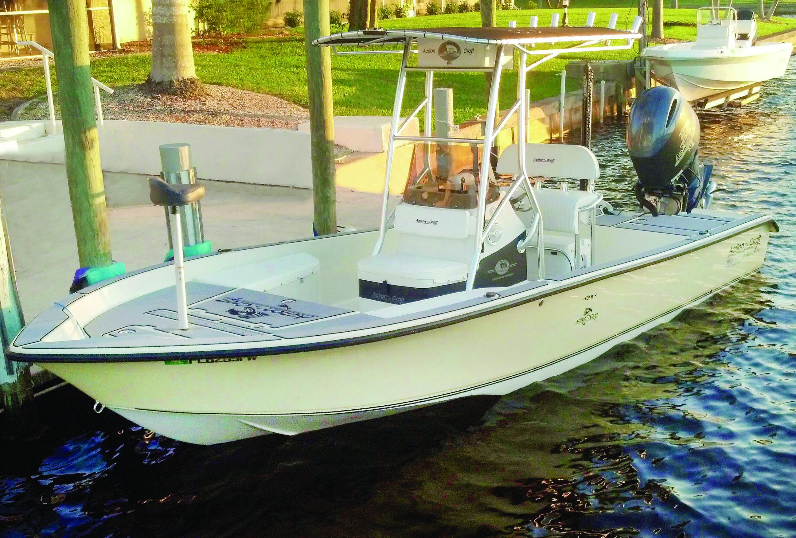 Ace coastal bay coastal angler the angler magazine for Action craft coastal bay